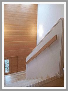 家の雰囲気の確認